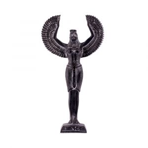Egyptian Antiquities | Egyptian Figurines For Sale, winged isis statue