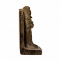 Egyptian King and Queen Statue | Egyptian Antiquities For Sale | Right Side Image