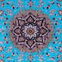 Silk Rug For Sale | Handwoven Oriental Rugs | Flower Design