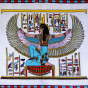 Cotton Rugs For Sale   Oriental Rugs for Sale   Ancient Egyptian Scene