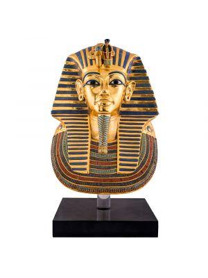 The magnificent Funerary Golden Mask of King Tutankhamen