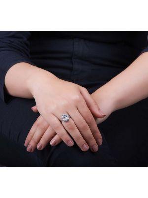 Egyptian Scarab Ring, handmade Sterling Silver Ring