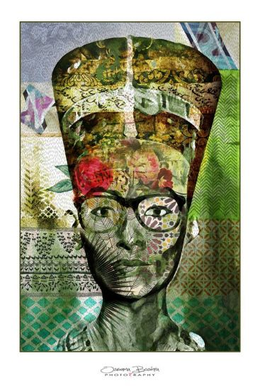 Nefertiti (Portrait of Queen Nefertiti)