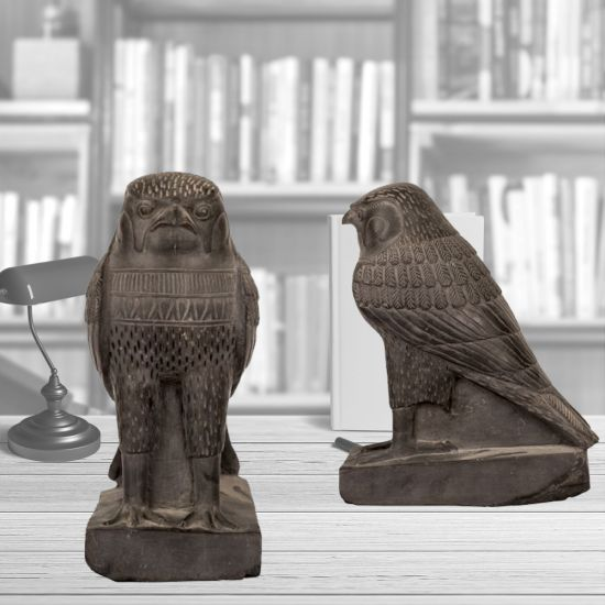 The Falcon Statues For Sale | Egyptian Antiques For Sale