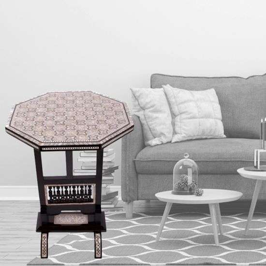 Mother Of Pearl Table | Side Tables For Sale