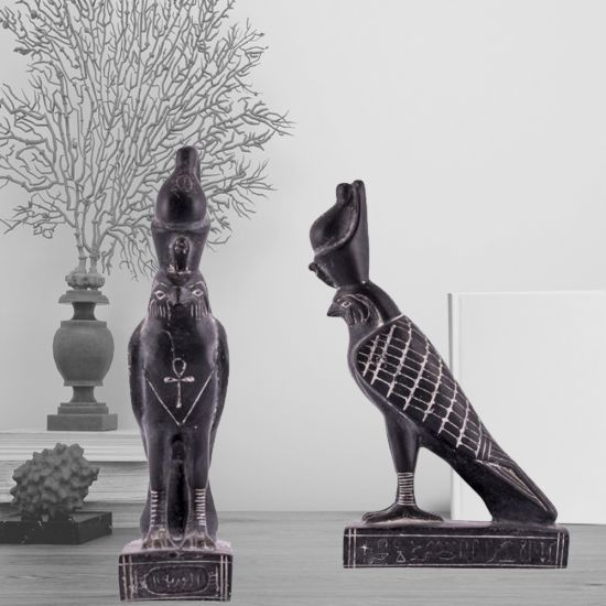 Horus God of Sky | Bird Statue For Sale | Egyptian Antiques For Sale