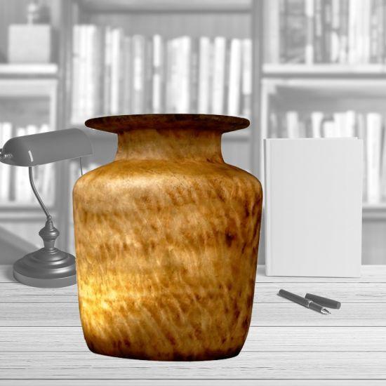 Handmade Alabaster Vase | Antique Vases For Sale | Antique Vases | Egyptian Antiquities For Sale