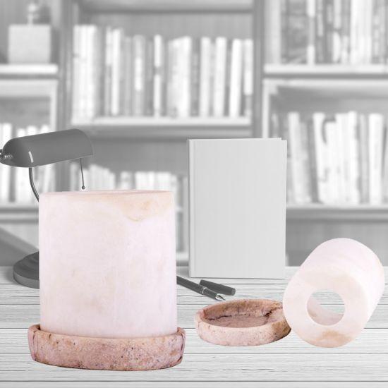 Alabaster Candleholder | Candle Stand | Candle Holder | Alabaster Carvings