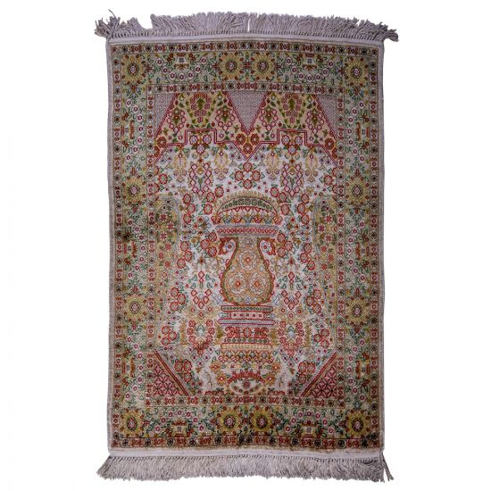 Hand-woven Silk Rug | Rugs for Sale