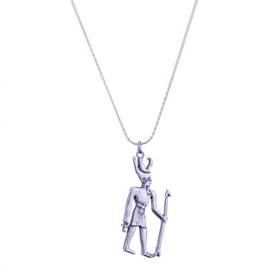 The First Egyptian Deity, Osiris Necklace