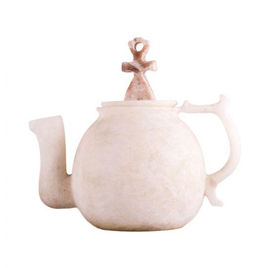 Alabaster kettle