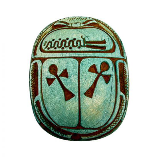 Alabaster Scarab | Egyptian Scarab for Sale | Online Egyptian Antiques