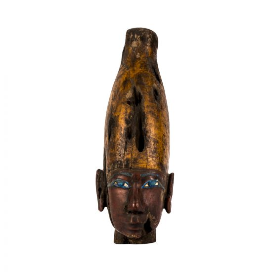 Egyptian Wood Sculpture