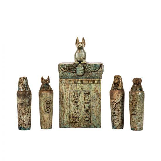 Anubis Figurines 6