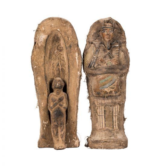 King Tutankhamun's Sarcophagus