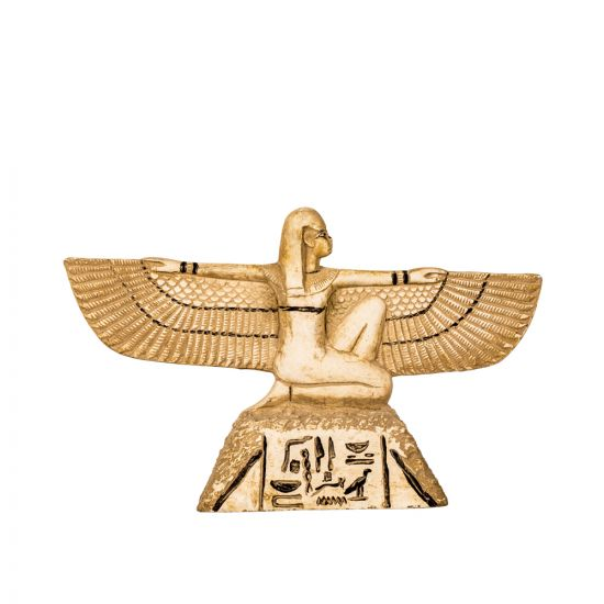 Egyptian God Figurines of Isis Goddess