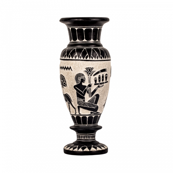 Black Basalt Vase | Vases For Sale | Egyptian Antiquities