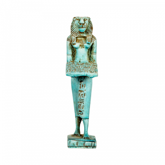 Egyptian Lioness God | Sekhemt Statue For Sale | Egyptian Antiquities
