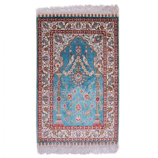 Princess traditional Bukhara of Hand-woven Natural Silk threads, Inherited beauty of creation, a beautiful luxurious mixture of colors