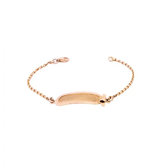 Personalized 18K Gold Cartouche with your name letters into Hieroglyphics, Egyptian Chartouche Bracelet