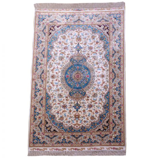 White Area Rug | Bukhara Carpets Prices