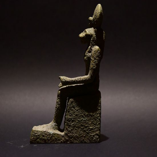 The Great Egyptian Sekhmet The Goddess Statue for sale, 100% Handmade Replica Statue of Mater Quality Materials, Order yours now and Enjoy Free Shipping.