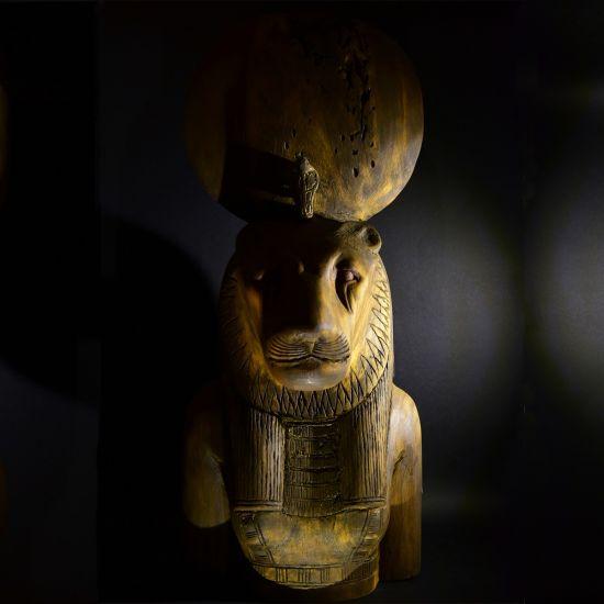 Egyptian Lioness Goddess