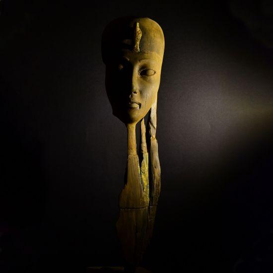King Tutankhamun Sculpture