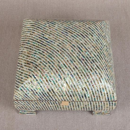 Mother of Pearl Inlay Box | Special Jewelry Boxes | Mother of Pearl Jewelry Box | Mother of Pearl Boxes | Swan Bazaar