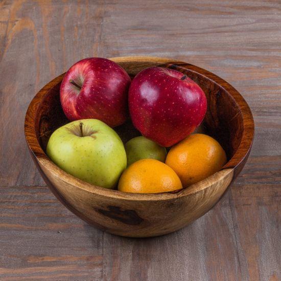 Swan Bazaar-wooden bowl