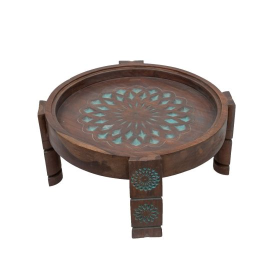 Handmade Coffee Table | Handmade Wood Furniture | Swan Bazaar