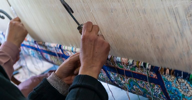 Follow the Progress of Oriental Rugs' History and Motifs