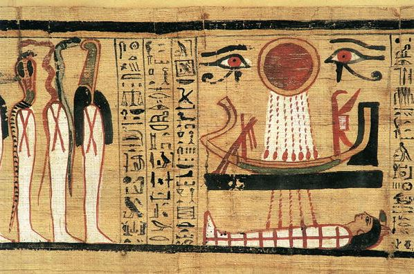 Ancient Egyptian's Afterlife Beliefs