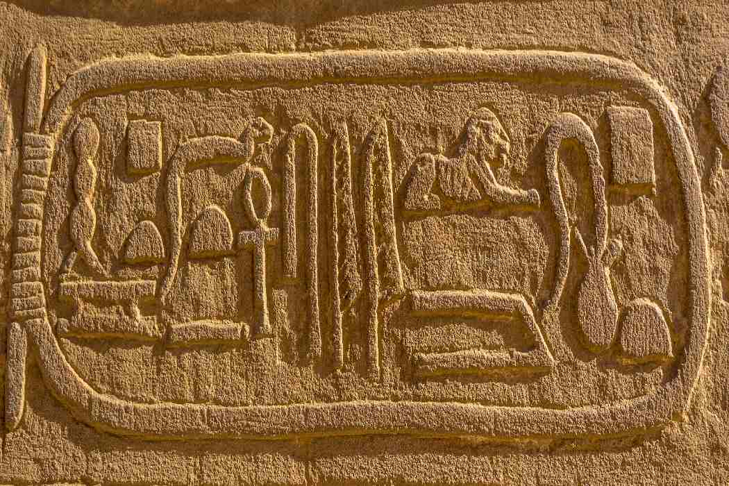 Ancient Egyptian Cartouches