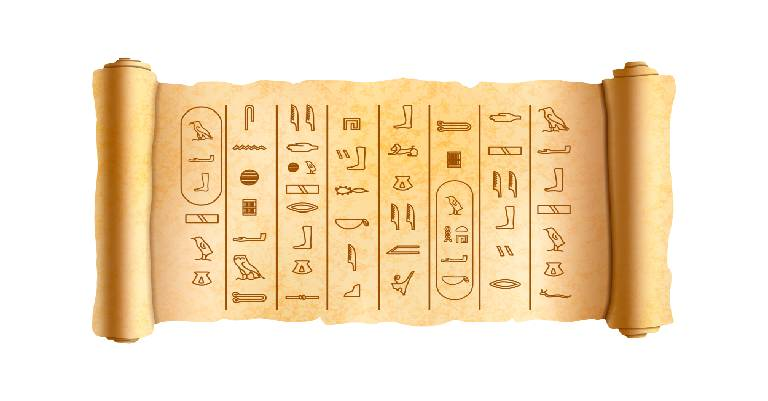 Ancient Egyptian letters