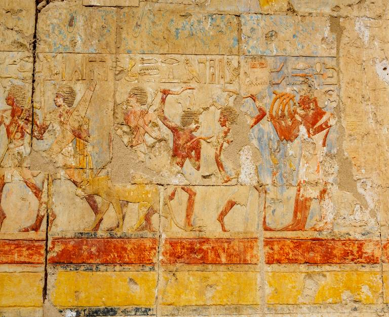 Famous battles of Ancient Egypt