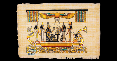 Egyptian Papyrus: The Written History Raised on the Nile River