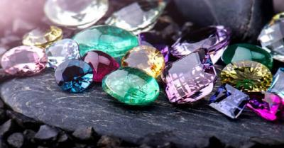 Precious metals and Gemstones used in ancient Egypt