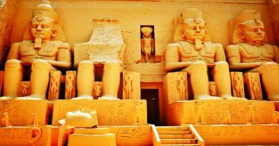 The Pharaoh in Ancient Egypt