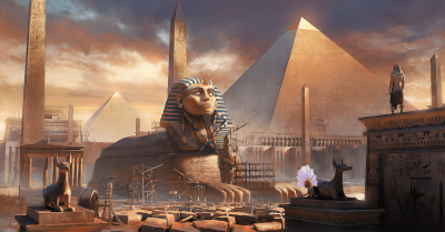 The Great Sphinx History