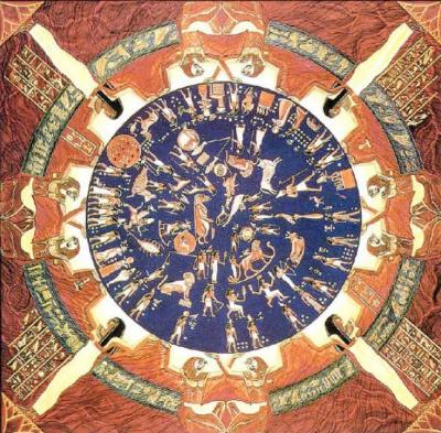 The Pharaonic Calendar and the Zodiac of Dendera