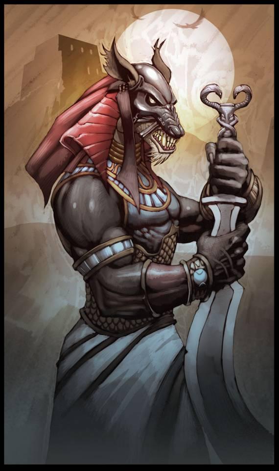 The Betrayer God: Set