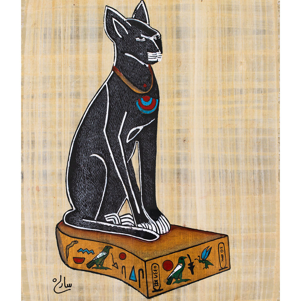 Find out about the Ancient Egyptian Bastet Cat, and how the Egyptians consider cats and the severity of hurting a cat in Egypt, Read more about the Ancient Egyptian Facts now