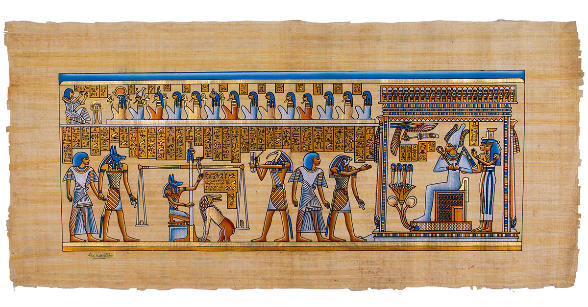 The Court Scene Papyrus, Find out the most Ancient Egyptian Scenes depicted on the Ancient Egyptian tombs