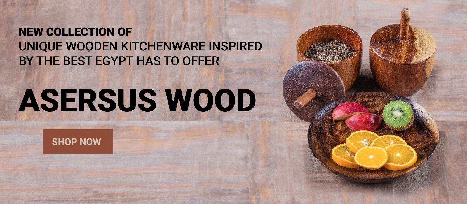 Wood Kitchenware