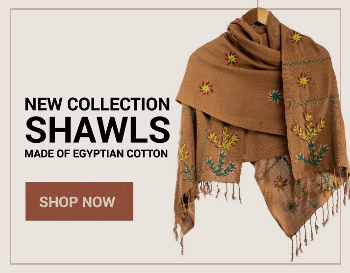 Egyptian Shawl