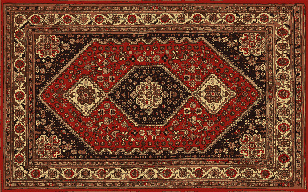 Find out now about the most famous oriental Rugs designs and patterns, what they were woven to mean, such as the medallion design, read more now
